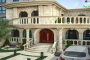 مجموعه 70 تصویر ساختمان با نمای رومی